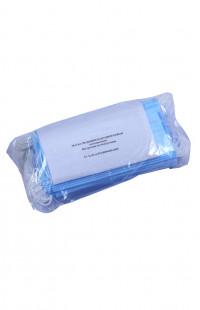 Маска медицинская одноразовая 3-хслойная СМС 50 штук в 1 упак.