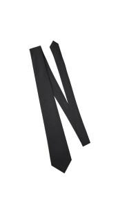 Галстук-самовяз форменный черный