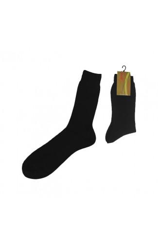 Носки мужские х/б черный