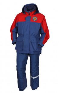 Куртка демисезонная ФМБА со съемным жилетом