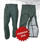 Новинка осеннего сезона – водонепроницаемые брюки из мембранной ткани!