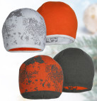 Яркие январские новинки - зимние трикотажные шапки для любителей активного отдыха!