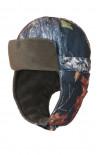 Шапка-шлем утепленная флисом алова камуфляж