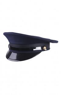 Фуражка для охраны п/ш синий