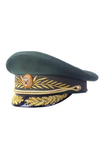 Фуражка генерала повседневная рип-стоп зеленый