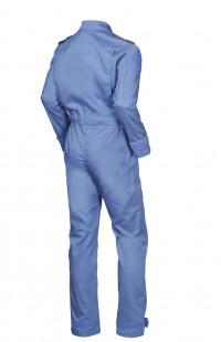 Комбинезон детский твил голубой