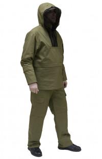 Противоэнцефалитный костюм х/б хаки