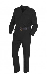 Костюм для охраны мужской п/ш черный