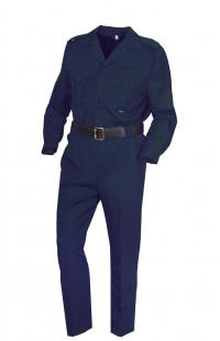 Костюм для охраны мужской п/ш синий