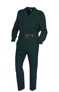 Костюм для охраны мужской п/ш зеленый