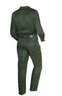 Костюм для охраны мужской смесовая зеленый