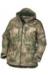 Куртка Тувалык демисезонная алова камуфляж