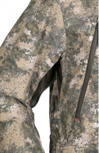 Куртка Тувалык демисезонная локкер зеленый камуфляж MOSS