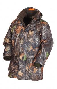 Куртка зимняя для охотников алова камуфляж