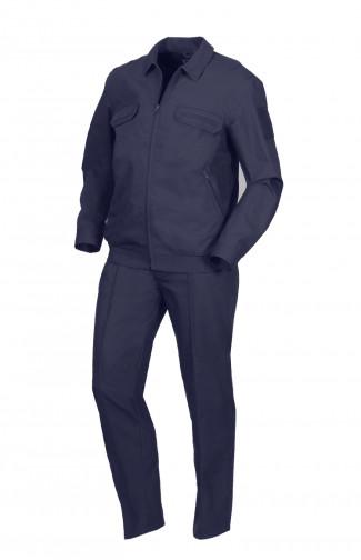 Костюм форменный рип-стоп синий