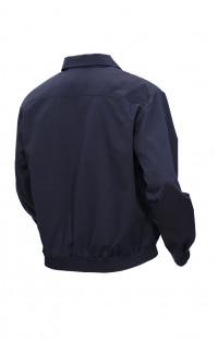 Куртка-ветровка полетная  х/б синий