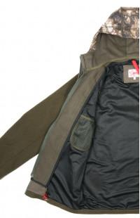 Куртка демисезонная сукно олива