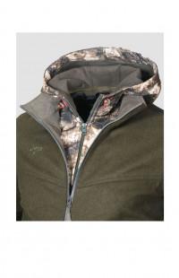 Куртка легкая суконная олива
