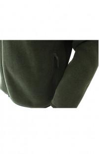 Куртка мужская флис хаки