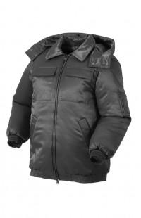 Куртка зимняя РЕЙД смесовая черный