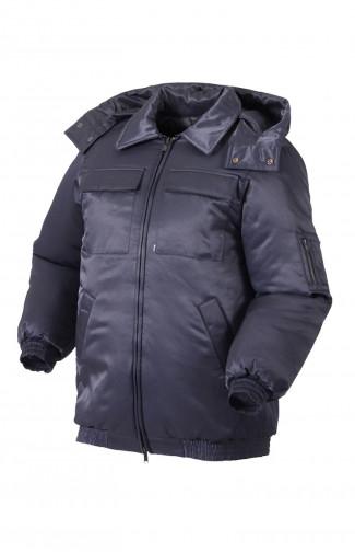 Куртка зимняя РЕЙД смесовая синий