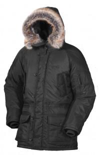 Куртка зимняя АЛЯСКА п/а черный