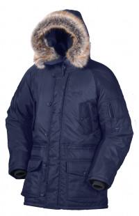 Куртка зимняя АЛЯСКА п/а синий