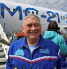 Состоялся первый полет новейшего российского гражданского лайнера МС-21