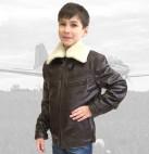 Внимание: поступили в продажу детские кожаные куртки!
