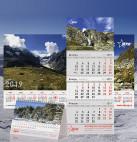 """Фирменные календари """"ОКРУГ"""" на 2019 год в подарок!"""