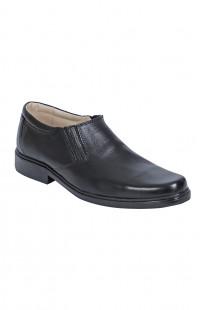 Туфли мужские нат.кожа черный
