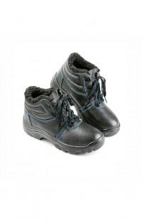 Ботинки зимние иск.мех м.14