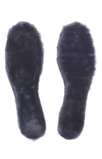 Стельки натуральный мех