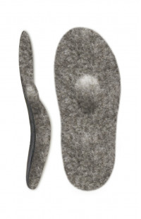 Стельки утепленные ортопедические