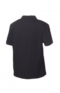"""Рубашка """"Поло"""" черный"""