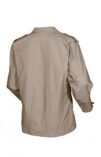 Рубашка полевая рип-стоп смесовая бежевый