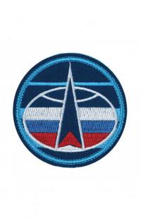 Шеврон Космические войска