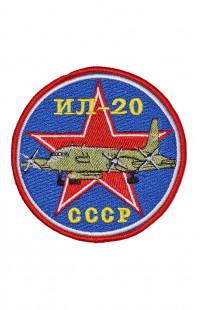 Шеврон Ил-20