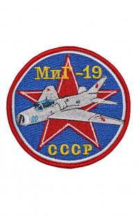 Шеврон МиГ-19