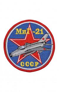 Шеврон МиГ-21