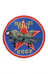 Шеврон МиГ-21 БИС