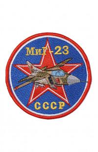 Шеврон МиГ-23