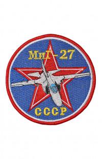 Шеврон МиГ-27