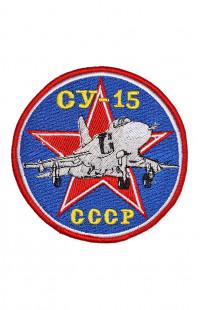 Шеврон Су-15
