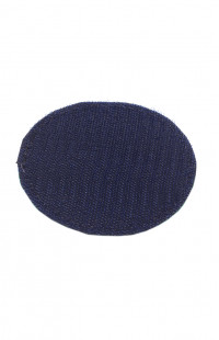 0450 Шеврон СУ-2 (детский) синий на контактной ленте