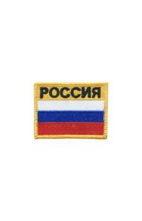 Шеврон Флаг РФ (7*5)