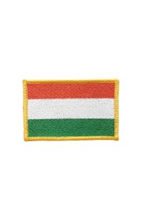 """Шеврон """"Флаг Венгрии"""""""