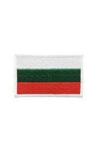 """Шеврон """"Флаг Болгарии"""""""