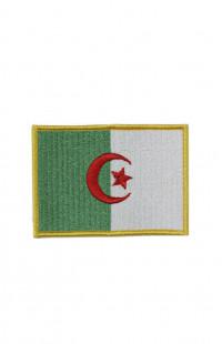 "Шеврон ""Флаг Алжира"""