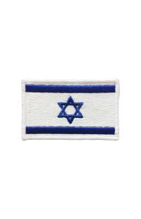 "Шеврон ""Флаг Израиля"""